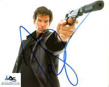 PIERCE BROSNAN AUTOGRAPH SIGNED 8x10 PHOTO JAMES BOND 007 COA