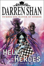 NEW FIRST EDITION DEMONATA (10) HELL'S HEROES- DARREN SHAN pb 9780007260362
