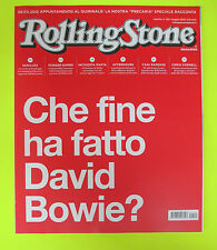 ROLLING STONE MAGAZINE 103/2012 David Bowie Afterhours Chris Cornell NO cd