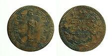 pcc1643_1) ROMA Repubblica Romana (1798-1799) 2 Baiocchi REPVBLICA ex NEGRINI