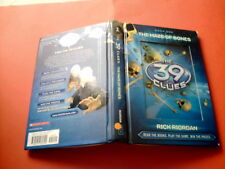 LIVRE THE 39 CLUES THE MAZE OF BONES RIORDAN  en anglais