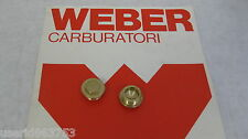 PORSCHE  550  PORSCHE  4 CAM WEBER  40 DCM NEEDLE AND SEAT COVER PLUG
