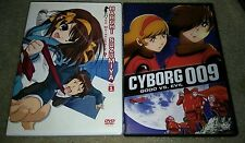 The Melancholy of Haruhi Suzumiya, Volume 1 & Cyborg 009 Good vs. Evil DVD