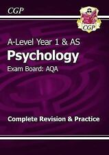 New 2015 A-Level Psychology: AQA Year 1 & AS Complete Revision & Practice by...