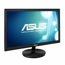"Asus vs228ne 21,5"" LCD Moniteur LED vga DVI 5ms reagtionszeit 16:9 FullHD"