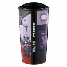 New Starbucks Anna Sui Double Wall Mug Series Collector Limited Edition 2015