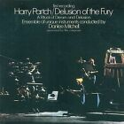 PARTCH,HARRY, ENCLOSURE 6: DELUSION OF THE FURY Audio CD
