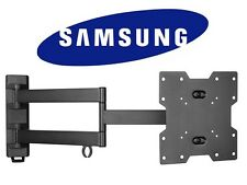 "Articulating Swivel TV Wall Mount Bracket for 17-42"" Samsung LCD LED Plasma TVs"