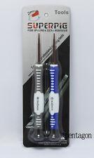 New Pentagon & Cross/ Screwdriver Open Tool Repair Kit for iPhone 4 4S 5