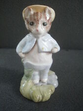BIRTHDAY - XMAS GIFT - Beswick Beatrix Potter Figure TOM KITTEN IN THE ROCKERY