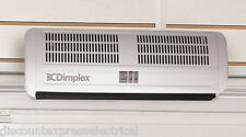Dimplex AC6N 6kW Air Curtain Over Door Fan Heater Indoor Curved Warm Shop 6000W