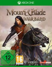 Xbox One Mount and Blade Warband Sehr guter Zustand