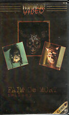 Faim De Mort VHS Manor Video François Yagopian Low Budget Gore French Horror