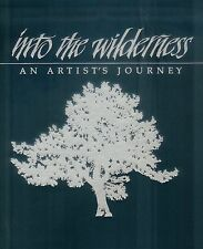 Into the Wilderness Stephen Lyman ARTIST SIGNED Special Collector's Edition Book