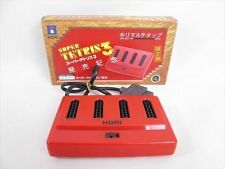 Super Famicom HORI MULTI TAP Boxed HSM-08 Super Tetris 3 Limited SFC JAPAN 1099