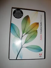 Adobe Creative Suite 2 Premium  Version for Windows 6 Discs (SEE SELLER Comment)