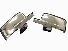 DODGE RAM 1500 2009 - 2015 TFP ABS CHROME MIRROR COVER - WITH or W/O TURN SIGNAL