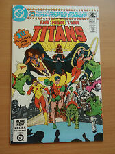 DC: NEW TEEN TITANS #1, 1ST APP., RUMORED MOVIE, GEORGE PEREZ, 1980, NM- (9.2)!!