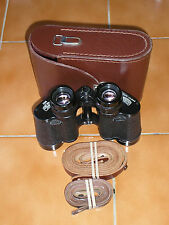 Carl Zeiss Jena 8x30 Binoculars Jenoptem Multi Coated Lenses 1989 7062913