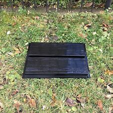 Set 2 Molds Old Wooden Boards Concrete Mould Garden Stepping Stone Path Patio