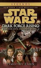 Dark Force Rising (Star Wars: The Thrawn Trilogy, Book 2) by Zahn, Timothy