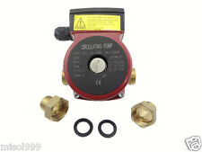 220v Brass circulation pump 3 speed,for solar water heater or hot water heating