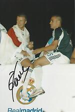 Fabio Cannavaro signed  Image G 10x8 photo UACC