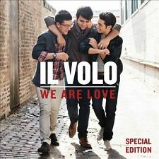 We Are Love [Special Edition] by Il Volo (Italy) (CD, May-2013, Geffen)
