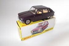 dinky toys 538 - Renault 16 TX - boxed - purple Rare SPANISH dinky toy