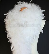 """80g 72""""long Chandelle Feather Boa, 30+ colors & patterns to pick up from, New"""