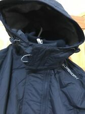 SUPERDRY Mens Quilted Hooded Polar Windcheater Winter Jacket UK Size S BNWT!