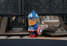 Cake Topper Decoration Toy Model Marvel Superhero Avengers Captain America