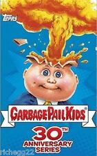 NEW 2015 GARBAGE PAIL KIDS 30th ANNIVERSARY COMPLETE 5 CARD USA HORROR FILM SETS