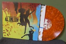 "All Time Low ""So Wrong, It's Right"" LP OOP /1000 Blink 182 Pierce the Veil Orang"