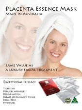 Placenta (Stem-Cell) Essence Amazing Facial Mask Pack. Aging-Wrinkle Solution