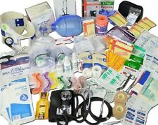 Medical Supplies Refill Emergency Kit First Responders CPR Trauma EMT EMS Sports