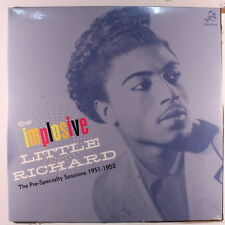 LITTLE RICHARD: The Implosive Little Richard : The Pre-specialty Sessions 1951-