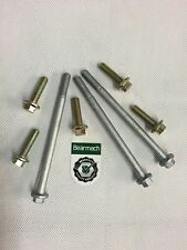 Bearmach Land Rover Defender 300TDi Water Pump Bolts Set of 8 FC108247  FB108061