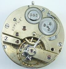 35MM High - Grade Swiss Pocket Watch Movement - Parts / Repair