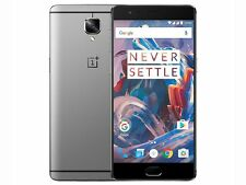 One Plus 3 - Graphite - 64GB - 6GB RAM - Dash Charger
