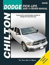 2009 2012 2013 2014 Dodge RAM Pickup 2/4WD V6/V8/10/Diesel Repair Manual 2142