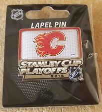 2015 Stanley Cup Playoffs pin NHL SC Calgary Flames