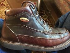RED WING IRISH SETTER detailed leather work field ranch hunting boots goretex 9D