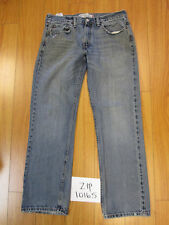 Used 559 relaxed straight levi's jean tag 33x32 meas 33x32 zip10165
