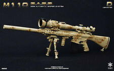 EASY & SIMPLE 1/6 SCALE TOY 06003D M110 SASS SEMI AUTOMATIC SNIPER SYSTEM SET