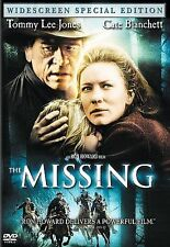 The Missing  Widescreen Special Edition  2004 by Ron Howard; Daniel O 1404945628