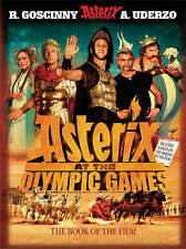 NEW   ASTERIX  at the OLYMPIC GAMES (A4 HB) BOOK OF THE FILM Asterix HARDBACK
