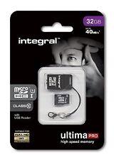 32GB Micro SDHC Clase 10 Tarjeta de memoria para todos los Cámara en Tablero/de Coche Video Camara.