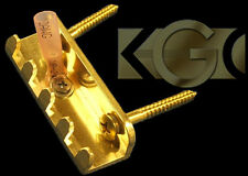 SOLID BRASS TREMOLO SPRING CLAW - KGC KILLER CLAW - FLOYD ROSE, STRAT  FREE SHIP