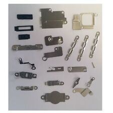 Small Internal Metal Parts Bracket Shield Plate Home Logic Kit Set for iPhone 5